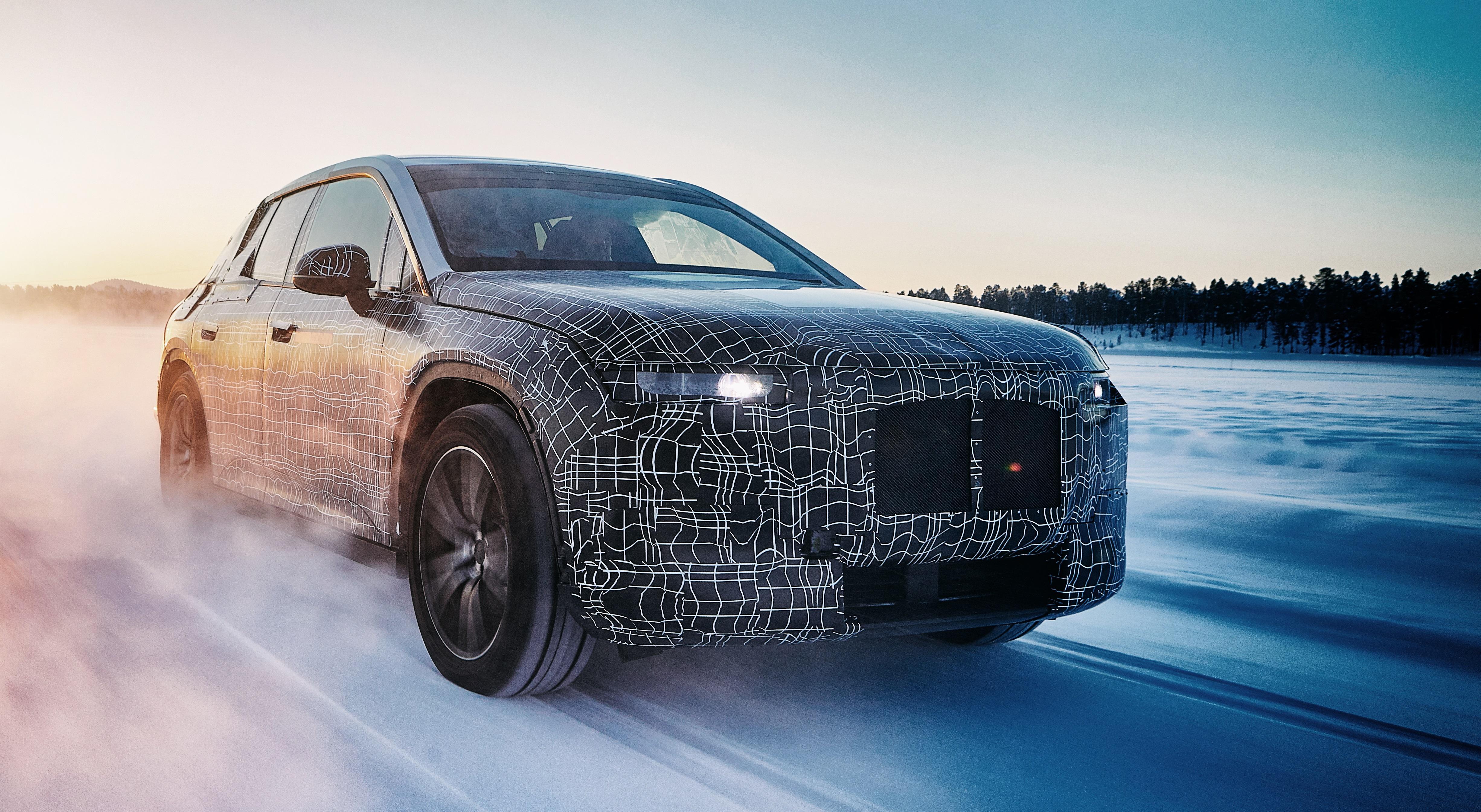 BMW i4: 530 PS und 600 Kilometer Reichweite