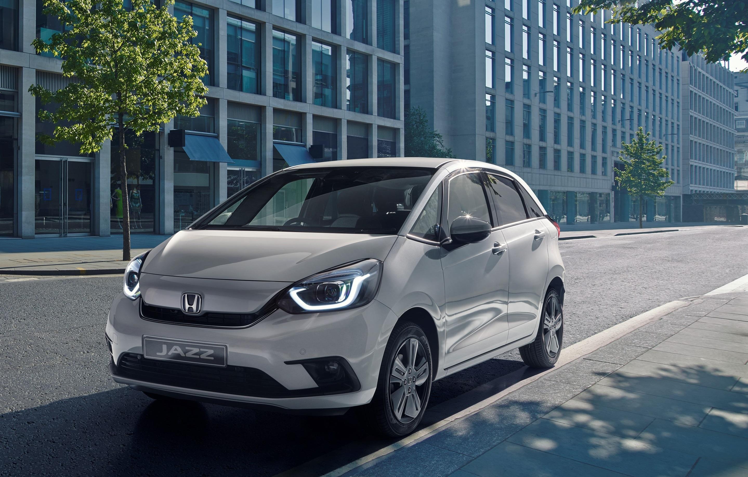 Was ist neu beim Honda Jazz 2020?