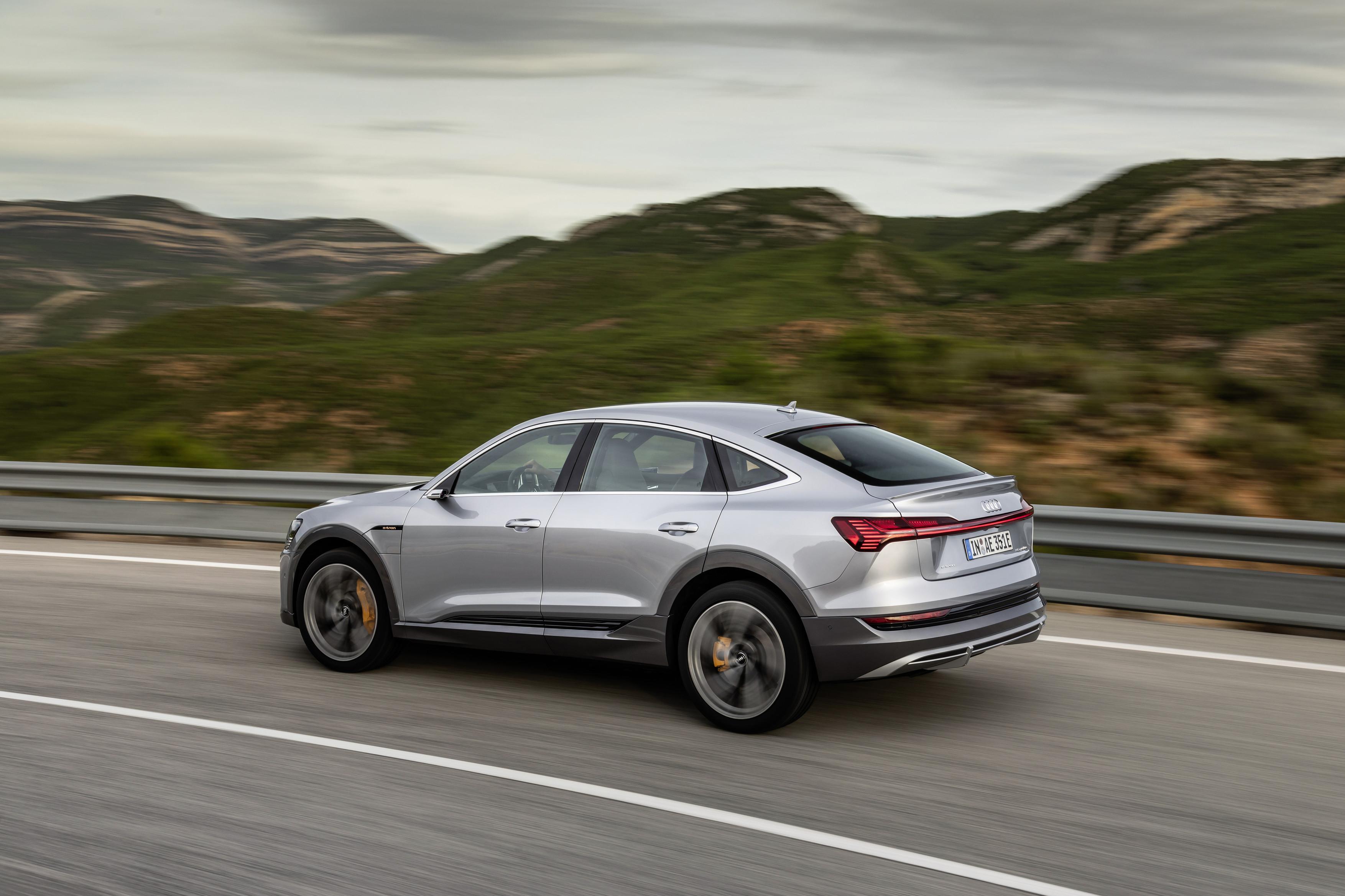 Audi erweitert die e-tron-Familie um einen Sportback