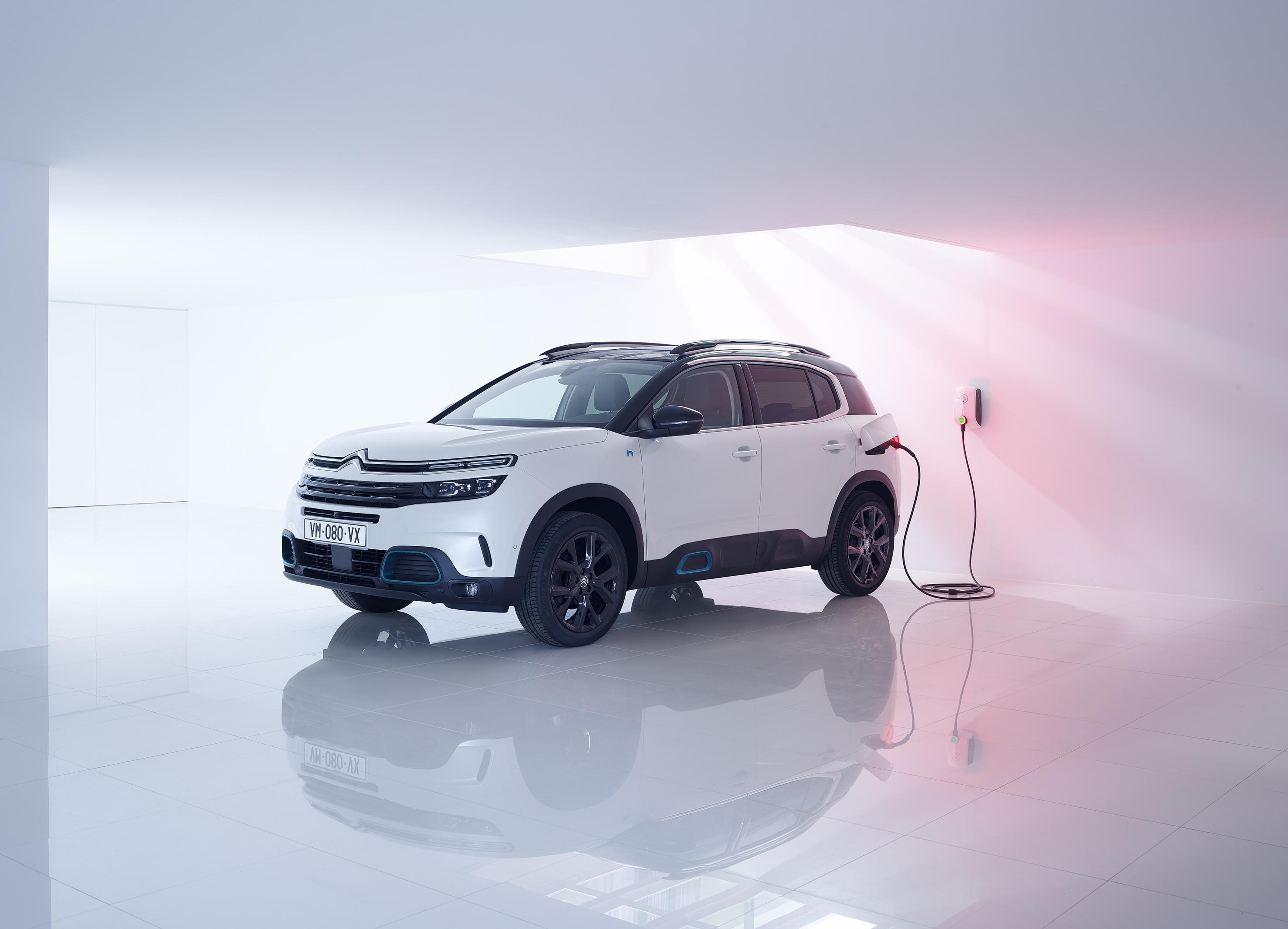 Citroën C5 Aircross Hybrid: Startpreis für Österreich-Edition steht fest